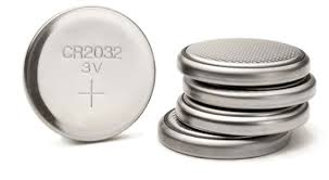 CR2032 batteries for power meters