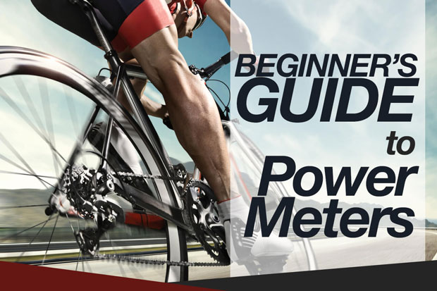 Banner image of our Beginner's Guide to Cycling Power Meters article