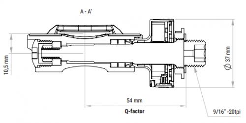 Q factor graphic
