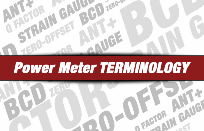Power Meter Terminology Banner Image