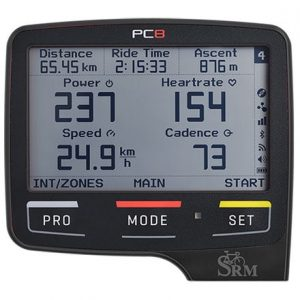 SRM PowerControl 8 - Black