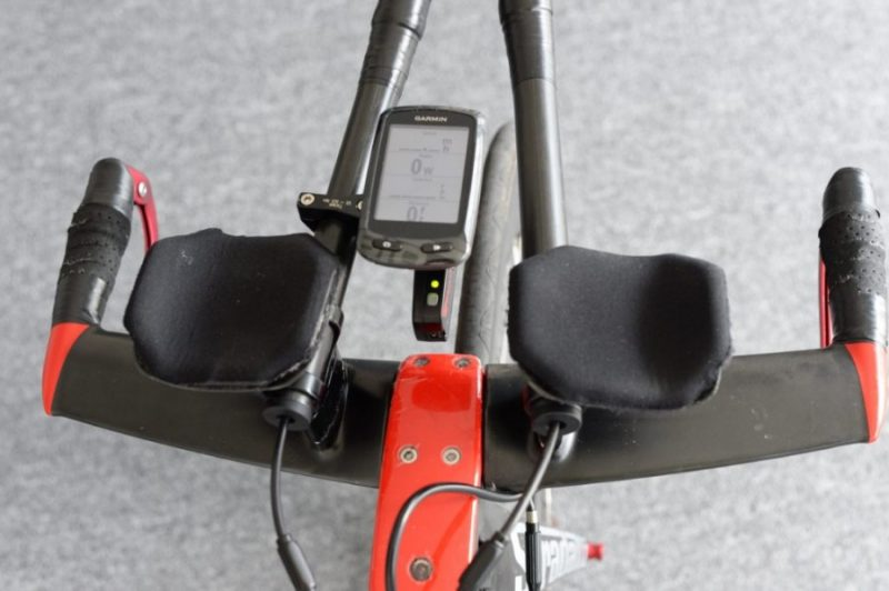 Velocomp Combo TT Garmin Mount