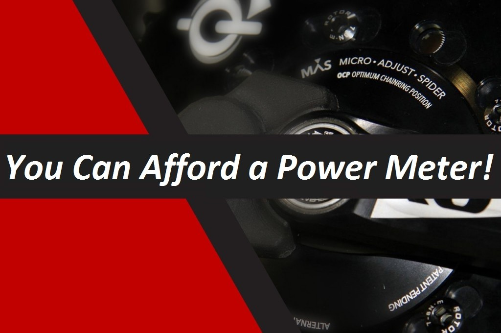 Afford a Power Meter