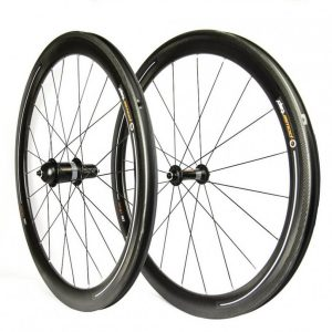 PowerTap G3 AMP 50 Carbon Clincher Wheels