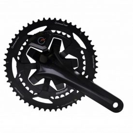 Front view of C1 Chainring Power Meter