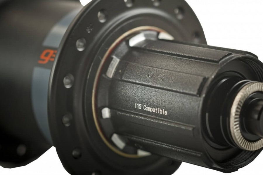 Close-up of PowerTap G3 Freehub