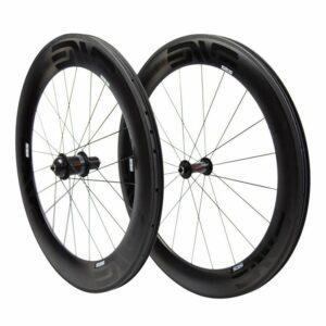 PowerTap G3 ENVE Carbon Wheels. SES 7.8 Carbon Clinchers