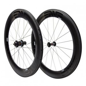 PowerTap G3 ENVE Carbon Wheels. SES 7.8 Carbon Clinchers
