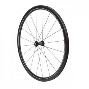 PowerTap G3 AMP 35 Carbon Clincher Wheels - Front Wheel
