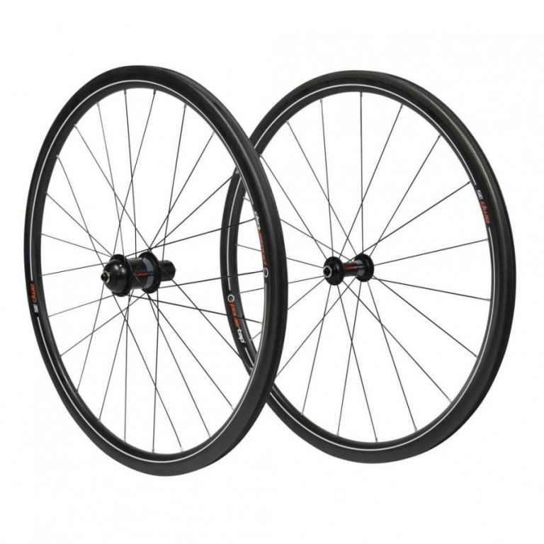PowerTap G3 AMP 35 Carbon Clincher Wheels - Wheelset