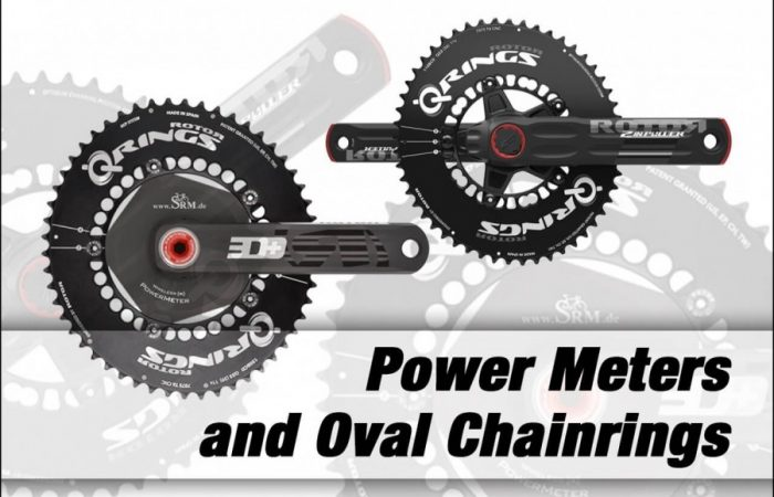 Banner image for our Power Meters and Oval Chainrings article