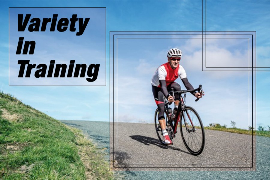 Variety in Training banner image