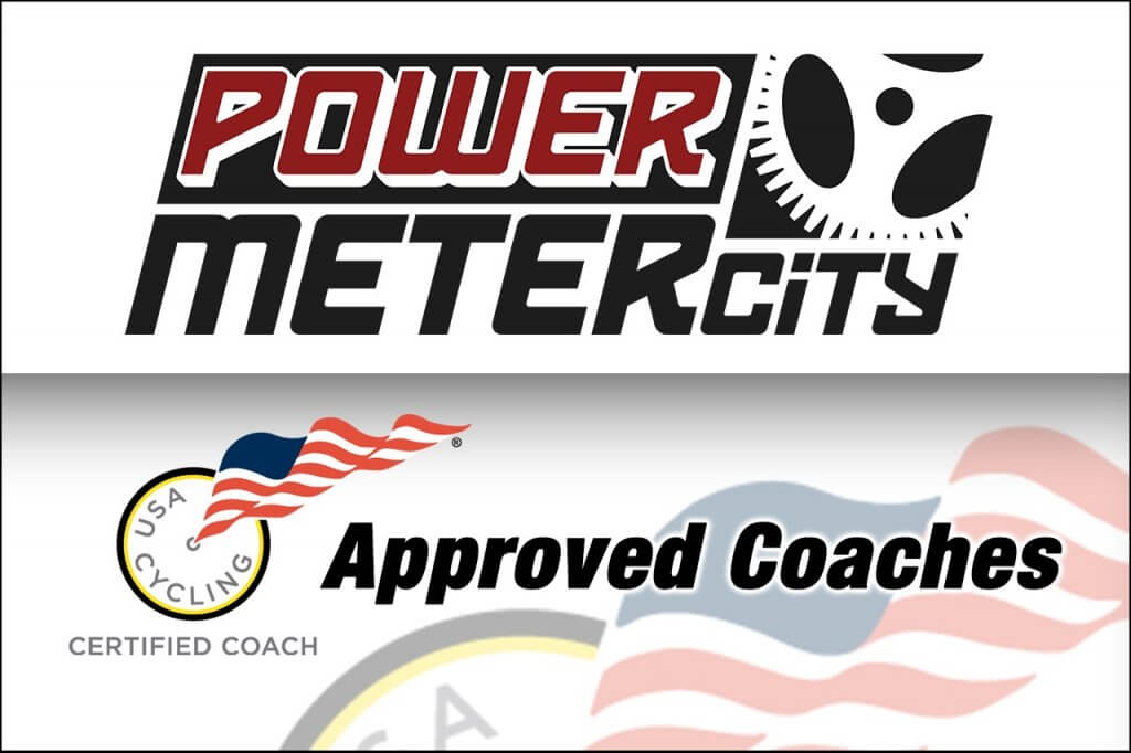 Power Meter City Approved Coaches banner
