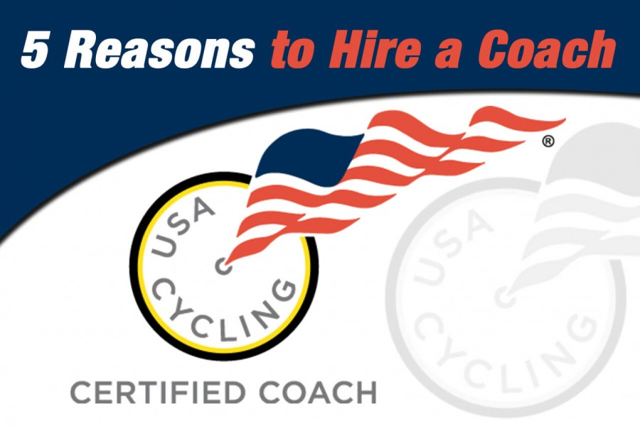 reasons to hire cycling coach