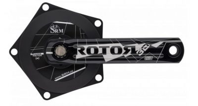 SRM ROTOR Track Power Meter