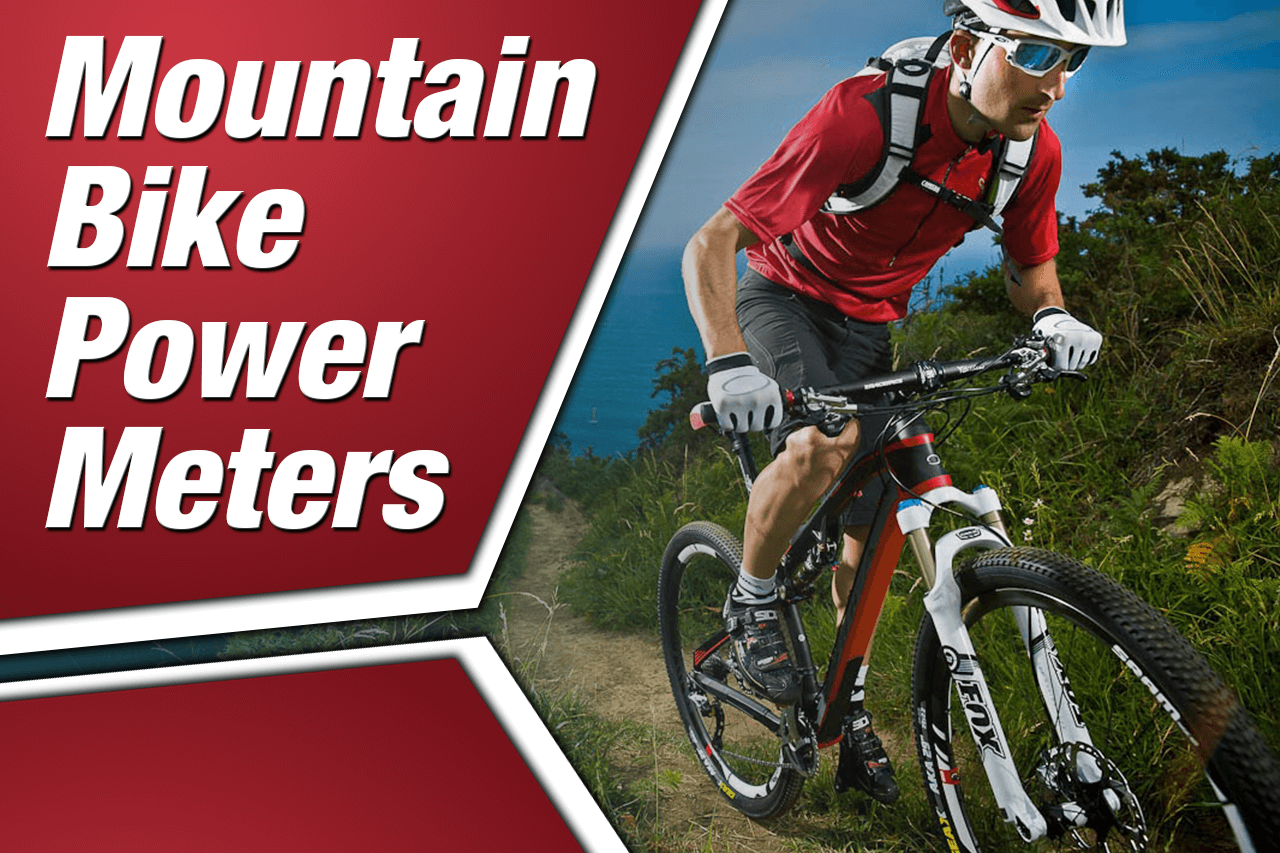 Banner image for our Mountain Bike Power Meters article