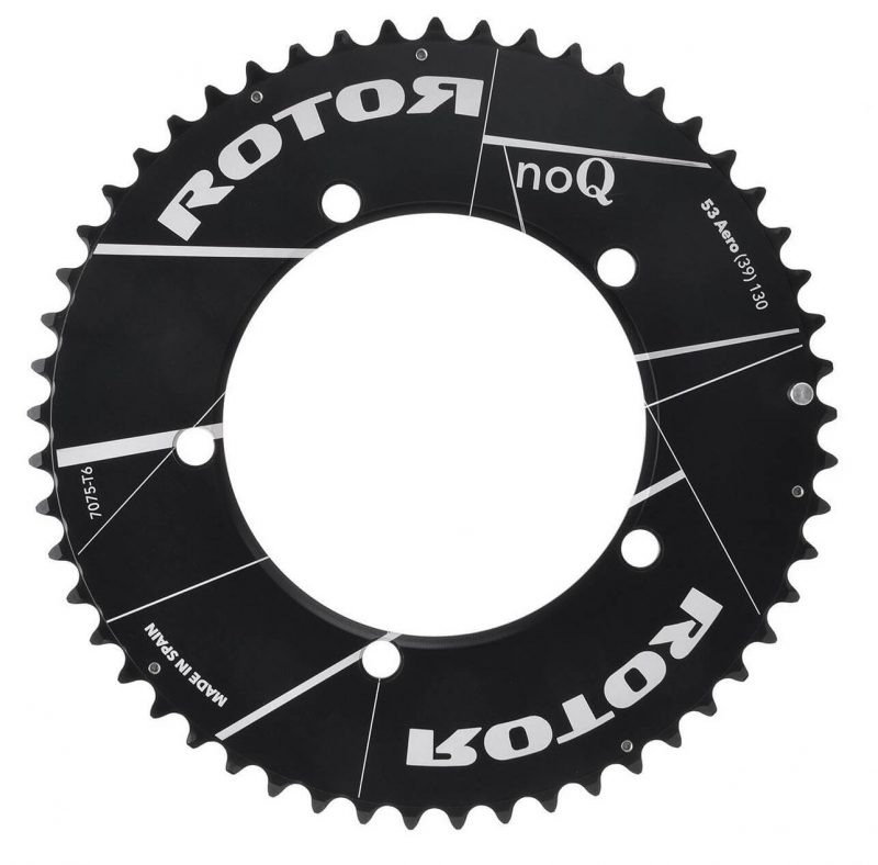ROTOR NoQ Aero Outer Chainring
