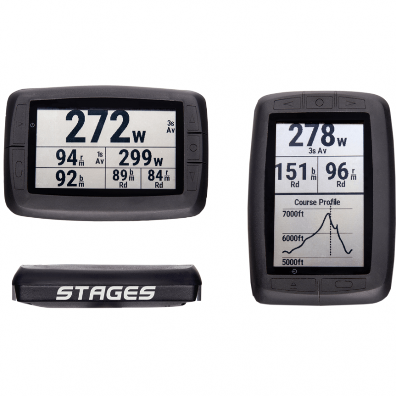 Stages Dash Cycling Computer