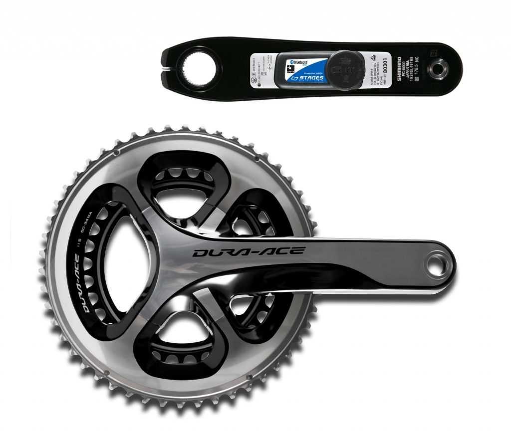 Stages Shimano DURA-ACE 9000 Crankset