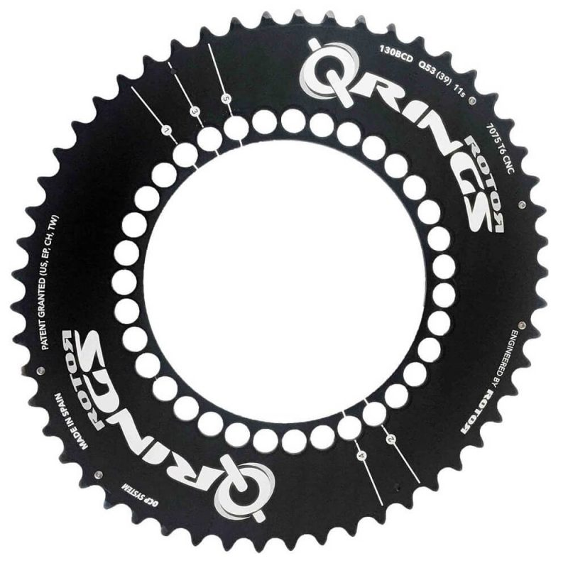 ROTOR Q-Ring Aero Outer Chainring