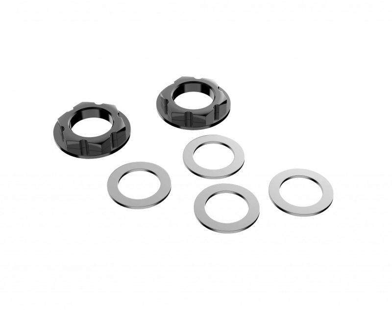 bePRO M16 Hex Nuts and Washers