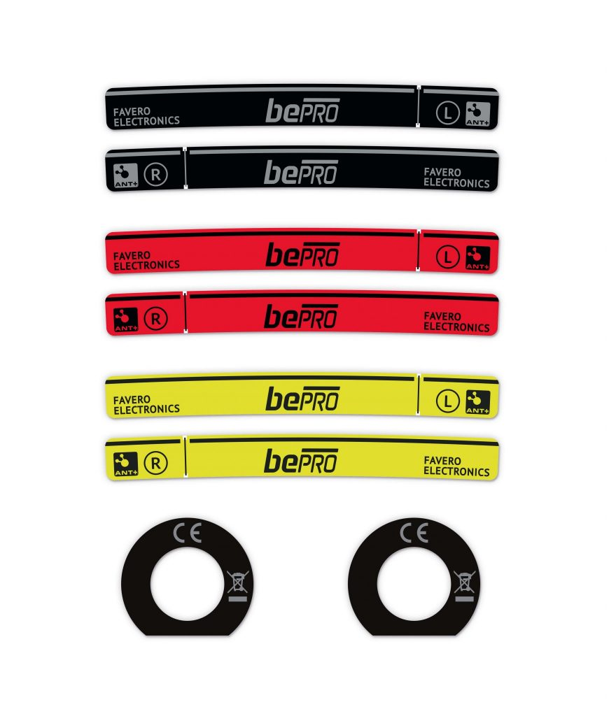 bePRO Adhesive Protection Labels
