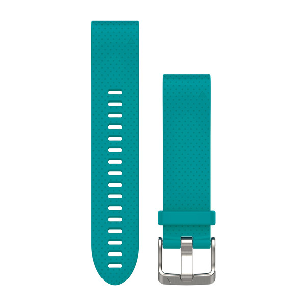 Garmin QuickFit Watch Bands - Turquoise Silicone