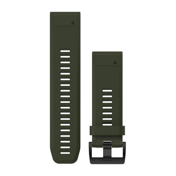 Garmin QuickFit Watch Bands - Moss Green Silicone