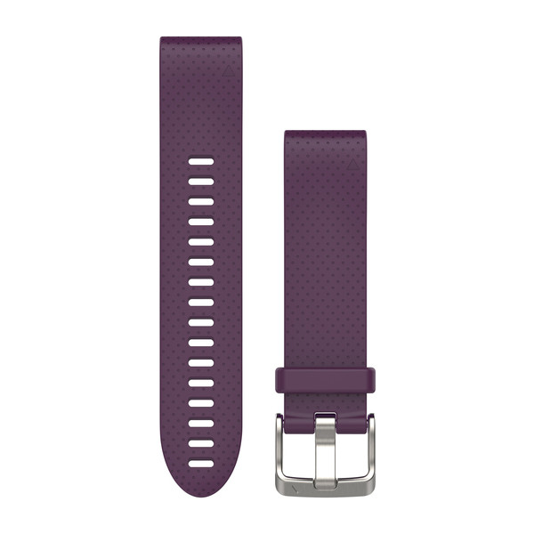Garmin QuickFit Watch Bands - Amethyst Purple Silicone