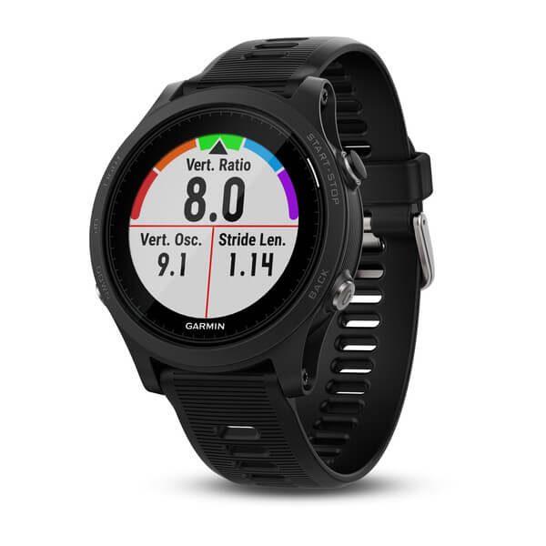 Garmin Forerunner 935 GPS Watch - Watch Only (Black)
