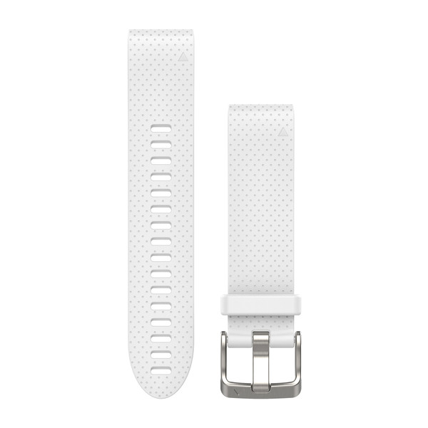 Garmin QuickFit Watch Bands - White Silicone
