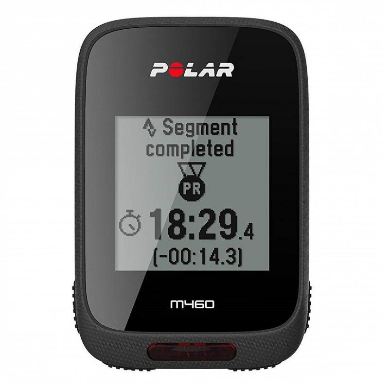 Polar M460 GPS Bike Computer