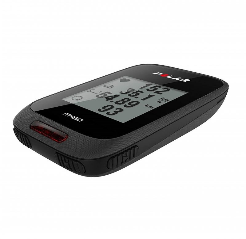 Polar M460 GPS Bike Computer