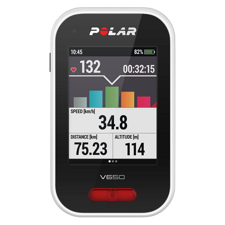 Polar V650 GPS Bike Computer