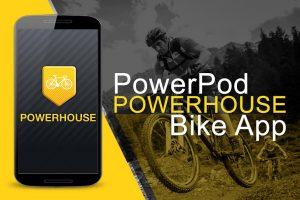 PowerPod PowerHouse Bike App banner
