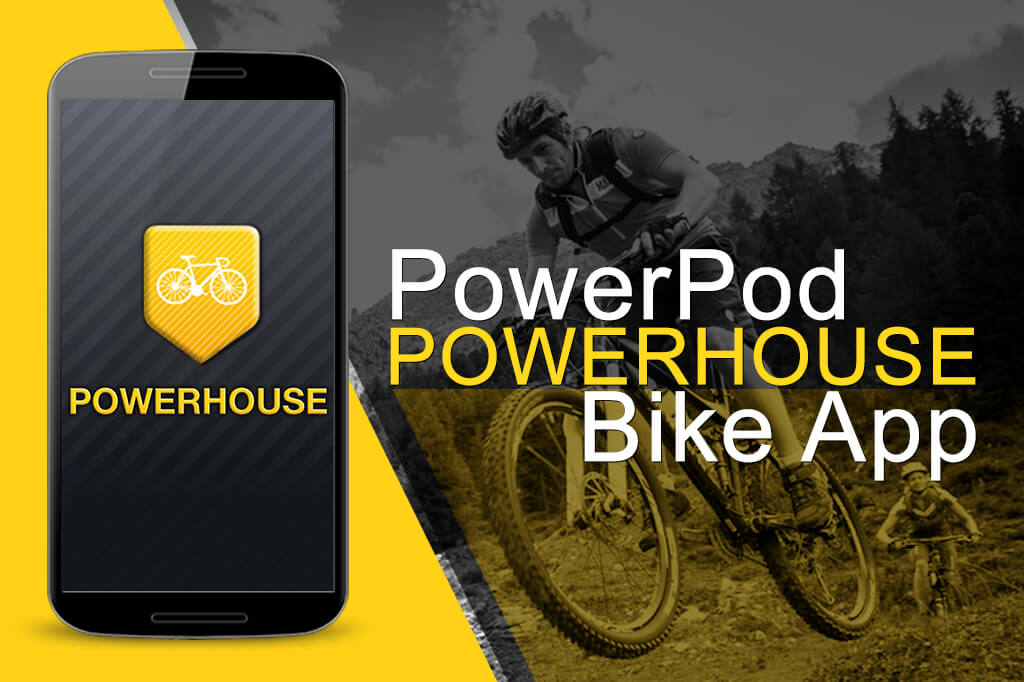 powerpod powerhouse bike app