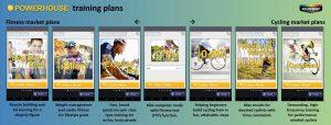 PowerHouse Bike App training plans
