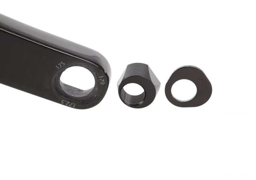 Image of Trilobe pedal inserts for the SRM power meter