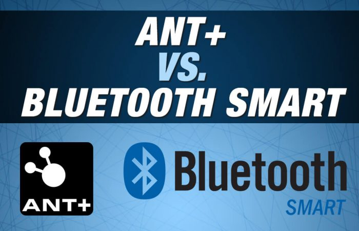 ANT+ or Bluetooth SMART power meter