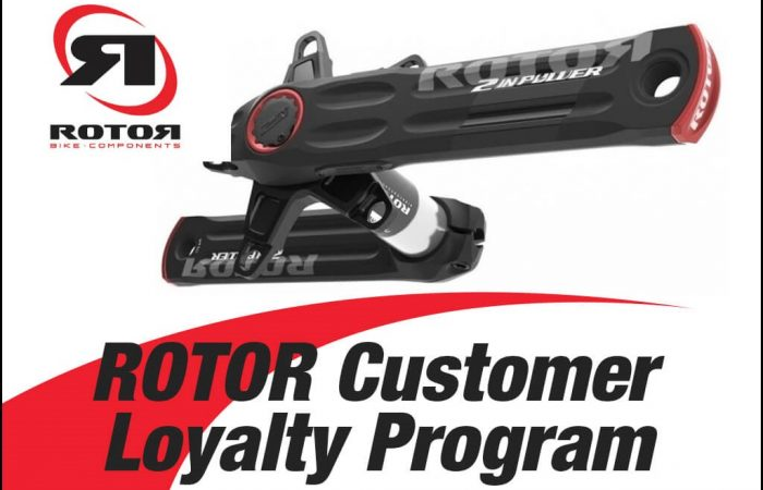 ROTOR 2INpower customer loyalty program banner