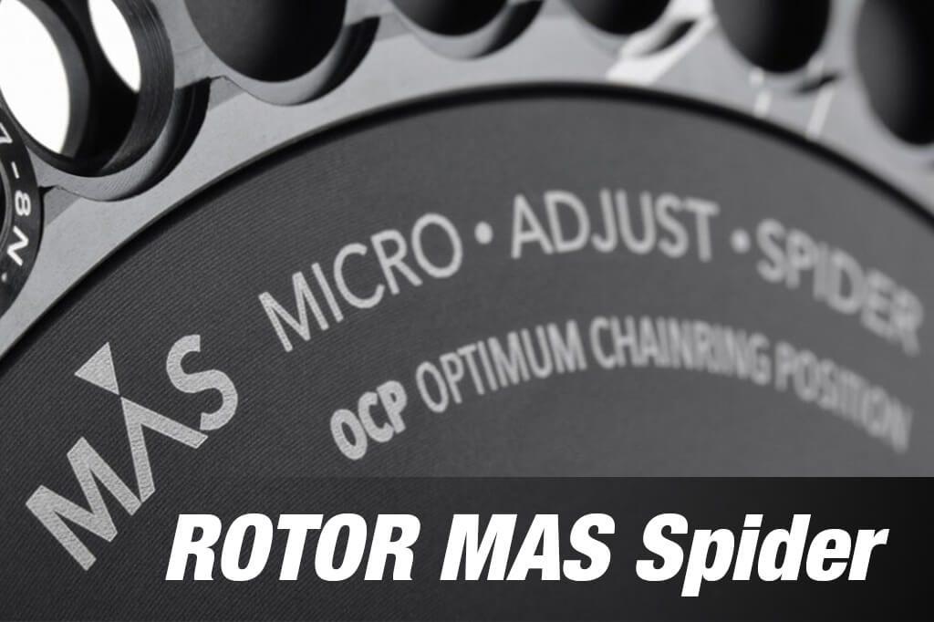 rotor mas spider