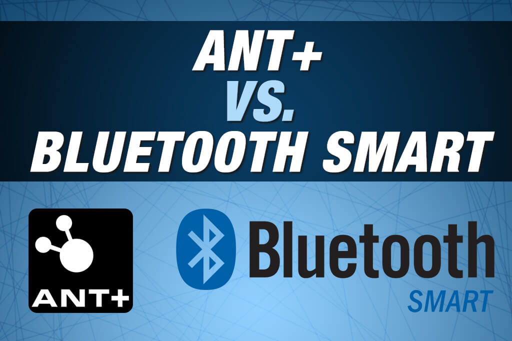 Banner image for our ANT+ vs Bluetooth power meter article