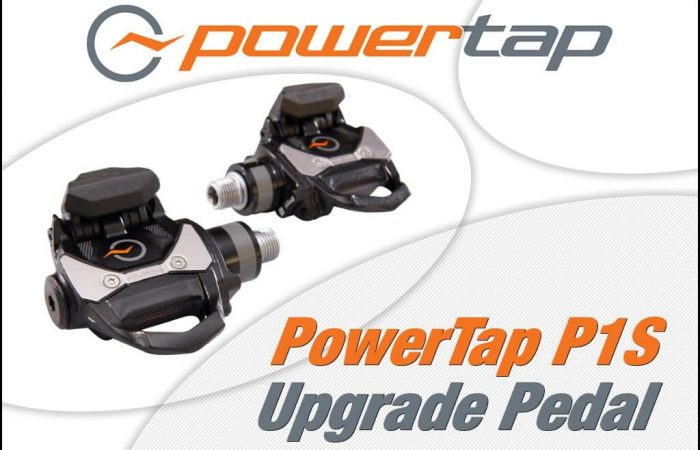 Banner image for our PowerTap P1S Upgrade Pedal article