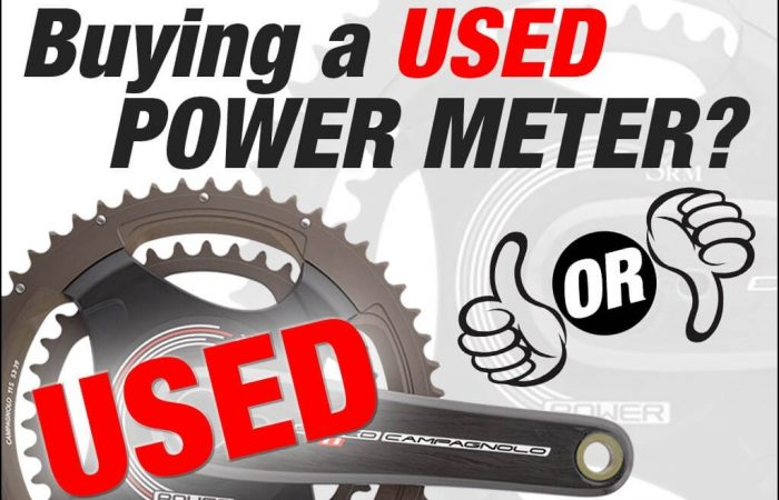 Banner image for used power meter article