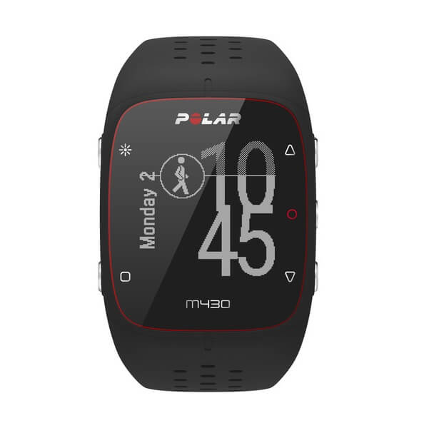 Polar M430 GPS Watch - Black