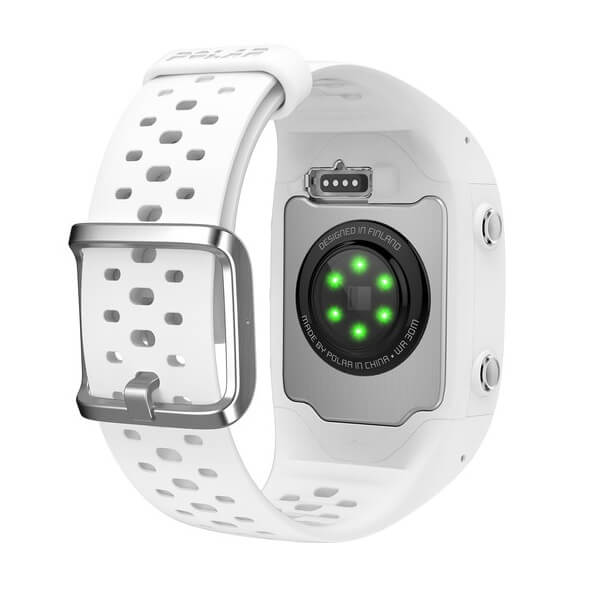 Polar M430 GPS Watch - White