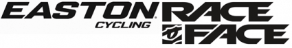 Easton Race Face company logos