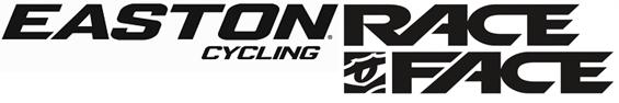 Easton Race Face company logos