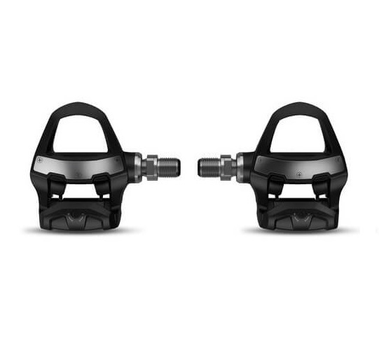 View of Garmin Vector 3 Power Meter Pedals from the top