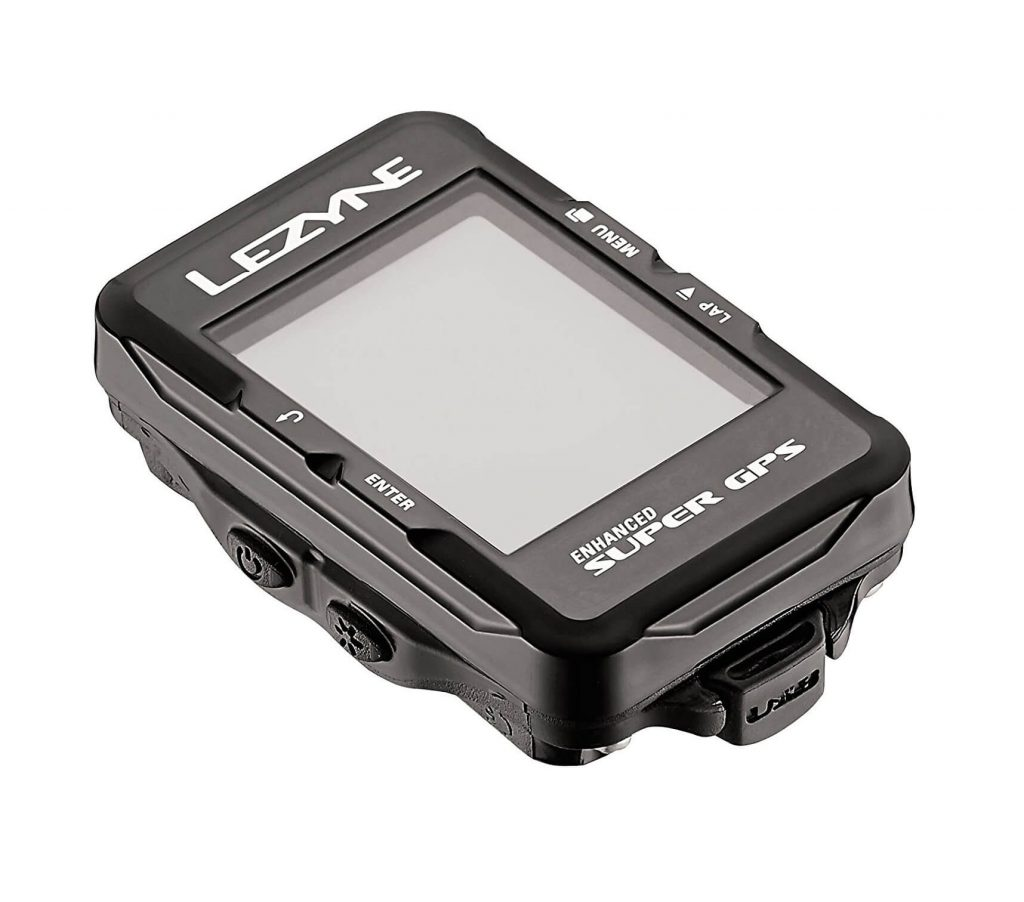 Lezyne Super GPS Cycling Computer